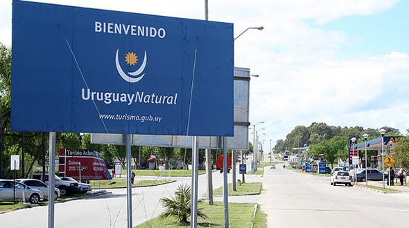 Como llegar a Colonia, Uruguay