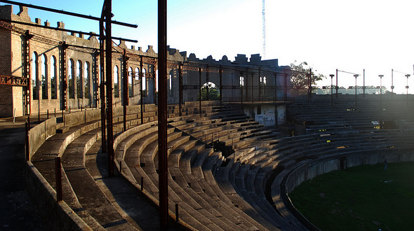 Real de San Carlos, Colonia, Uruguay