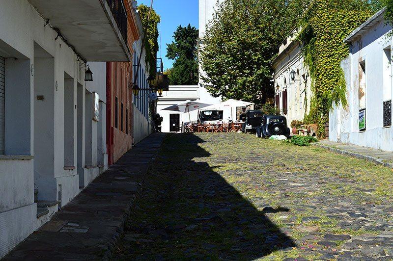 Barrio histórico de Colonia