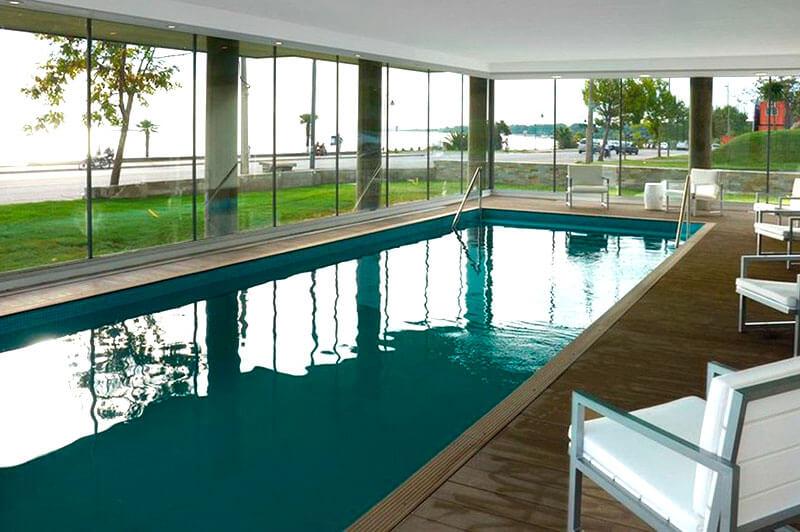 Alojamientos colonia turismo en uruguay for Hoteles con piscina